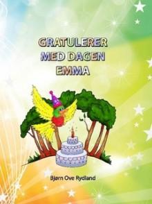 Gratulerer med dagen Emma