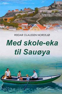 Med skole-eka til Sauøya