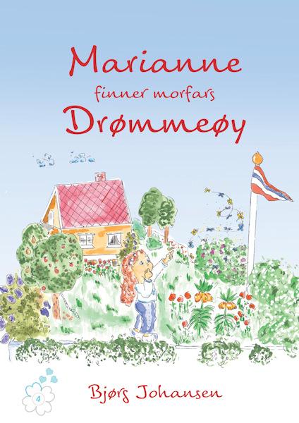 Marianne finner morfars Drømmeøy